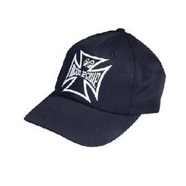 Mooneyes Moon Equipped Iron Cross Cap