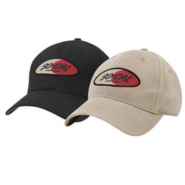 So-Cal Speed Shop Original Logo Flexfit Hat - Black or Tan