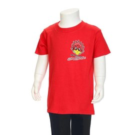 Clay Smith Cams Mr. Horsepower with Attitude - Toddler T-Shirt - Red