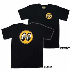 Mooneyes Orignal Logo - Youth - Black