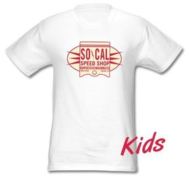 So-Cal Speed Shop Oil Can Piston - Youth