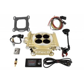 FiTech Easy Street EFI 600HP Classic Gold EFI - 30005