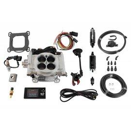 FiTech Go EFI 4 + Inline Fuel Pump Master Kit - 31001