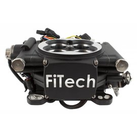 FiTech Go EFI 4 - 600 HP EFI System - Matte Black Finish - 30002