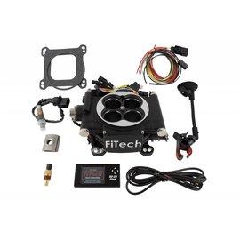 FiTech Go EFI 4 - 600 HP EFI System - Matte Black Finish - 30002