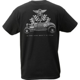 Stewart-Warner Racing Flags T-Shirt