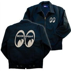 Mooneyes Moon Equipped Shop Jacket
