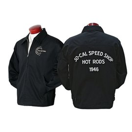 So-Cal Speed Shop Truck Door Shop Jacket