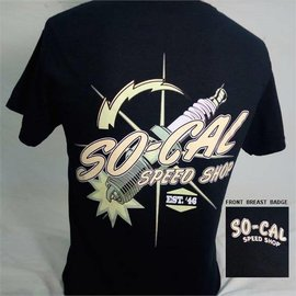 So-Cal Speed Shop SC 07 - Spark Plug T-Shirt