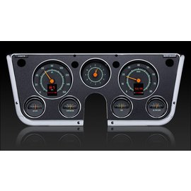 Dakota Digital 67-72 Chevy Pickup RTX Instruments - RTX-67C-PU-X