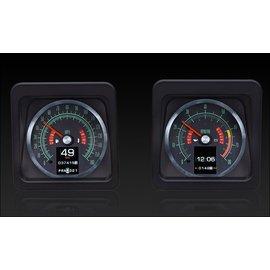 Dakota Digital Dakota Digital 69 Chevy Camaro RTX Instruments - RTX-69C-CAM-X