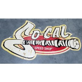 So-Cal Speed Shop Garage Sign - So-Cal Cam Shift - Cut Out