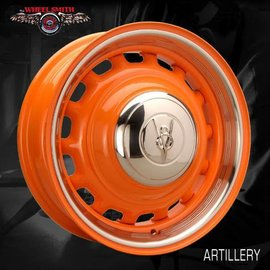 Wheel Smith Wheelsmith Artillery Steel Wheel