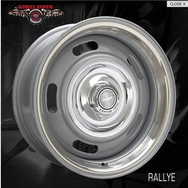Wheel Smith Wheelsmith Rallye Steel Wheel