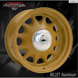 Wheel Smith Wheelsmith Mopar Artillery Series 110 Billet Aluminum  Wheel
