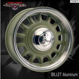 Wheel Smith Wheelsmith Artillery Series 101 Billet Aluminum  Wheel