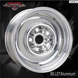 Wheel Smith Wheelsmith OEM Series 102 Billet Aluminum  Wheel