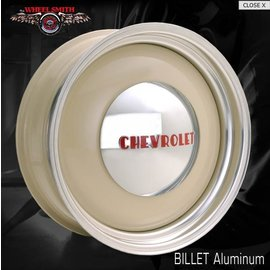 Wheel Smith Wheelsmith Smoothie Series 106 Billet Aluminum  Wheel