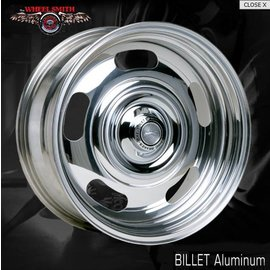 Wheel Smith Wheelsmith Rallye Series 108 Billet Aluminum Wheel