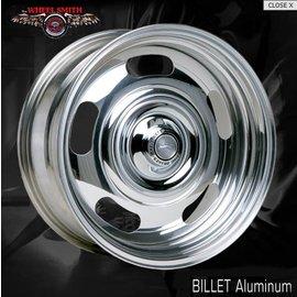 Wheel Smith Wheelsmith Rallye Series 108 Billet Aluminum Wheel