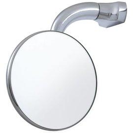"""United Pacific 3"""" Peep Mirror - Convex - #C5001-1CVX"""