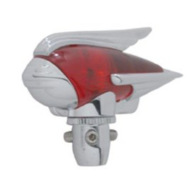 United Pacific Antenna Topper   Red - #C5017R