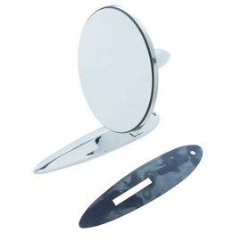 United Pacific 55-57 Chevy Outside Door Mirror - #C555728
