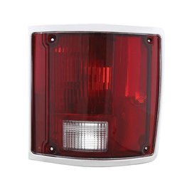 United Pacific 73-87 Chevy & GMC Truck Tail Light w/ Trim - RH - #C738704