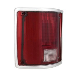 United Pacific 73-87 Chevy & GMC Truck Tail Light w/ Trim - LH - #C738705