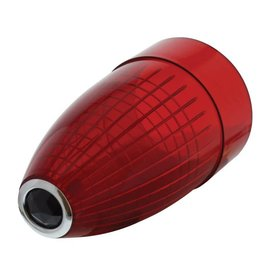 United Pacific 59 Cadillac Tail Light Lens w/ Blue Dot - #C8000-1