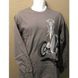 Roadster Pilot RP 25 - 34 on the Side - Long Sleeve