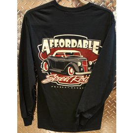Affordable Street Rods RP 24 - ASR Original Logo - Long Sleeve