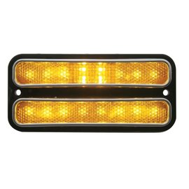 United Pacific 68-72 Chevy Truck LED Side Marker - Amber - #CML6872A