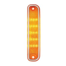 United Pacific 73-80 Chevy Truck Side Marker Amber - CML7380A