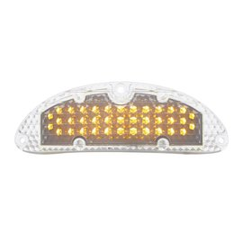 United Pacific 55 Chevy - Amber/Clear LED Park Light - #CPL5531C