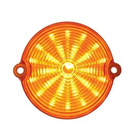 United Pacific 63 - 67 Corvette LED Parking light - Amber - #CPL6367A