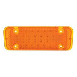United Pacific 71-72 Chevy Truck LED Park light - Amber - #CPL7172A