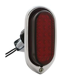 United Pacific 40 Chevy Taillight - Chrome - #CTL4010LED-AS