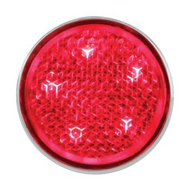 United Pacific 5 LED Aux Utility Light - Red - #CTL5606LED