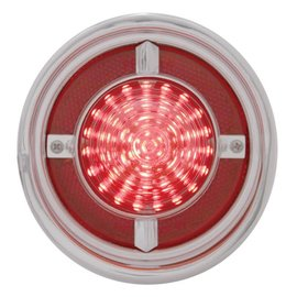 United Pacific 61 Chevy LED Tail light  Assembly - #CTL6111LED