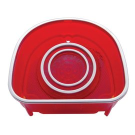 United Pacific 68 Impala LED Tail light w/SS trim - #CTL6801LED