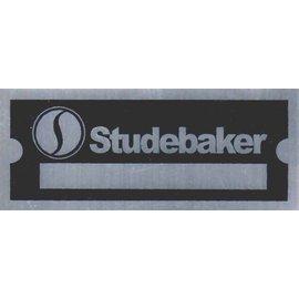 Affordable Street Rods E2 Vin Tag - Studebaker (1 Line)