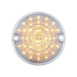 United Pacific 55-57 Chevy Truck LED Park - Turn - Clear Card - #CPL5557C