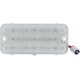 United Pacific 67-68 Chevy PU LED Parking Lens - Clear - #CPL6768C