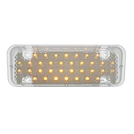 United Pacific 71-72 Chevy Truck LED Park light - Clear - #CPL7172C
