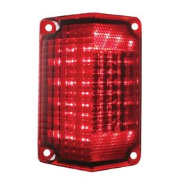 United Pacific 68-69 El Camino LED Tail Light - LH - CTL6869LED-L