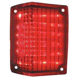 United Pacific 70-73 El Camino LED Tail Light - LH - CTL7072LED-L