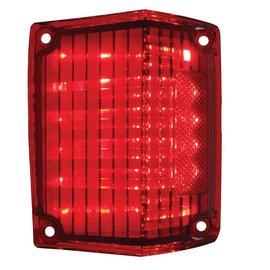 United Pacific 70-73 El Camino LED Tail Light - RH - CTL7072LED-R