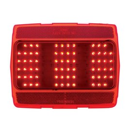 United Pacific 64 1/2-66 Ford Mustang LED Tail Light - FTL6401LED