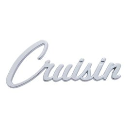"United Pacific ""Cruisin"" Emblem - S1011"